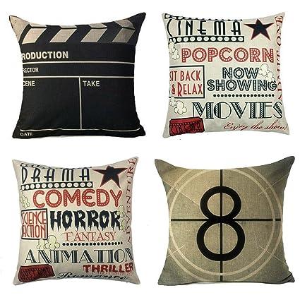 Amazon.com  YOENYY Movie Theater Cinema Personalized Home Decor ... 2edb05df8