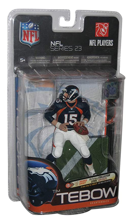 sports shoes 4caaa 1c0a8 Amazon.com: McFarlane Toys NFL Series 23 - Denver Broncos ...