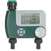 Romacci Temporizador de torneira de mangueira digital programável Externo operado por bateria Sistema automático de…