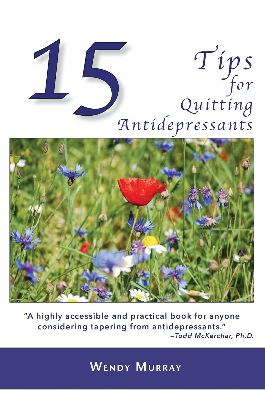 15 Tips for Quitting Antidepressants ebook