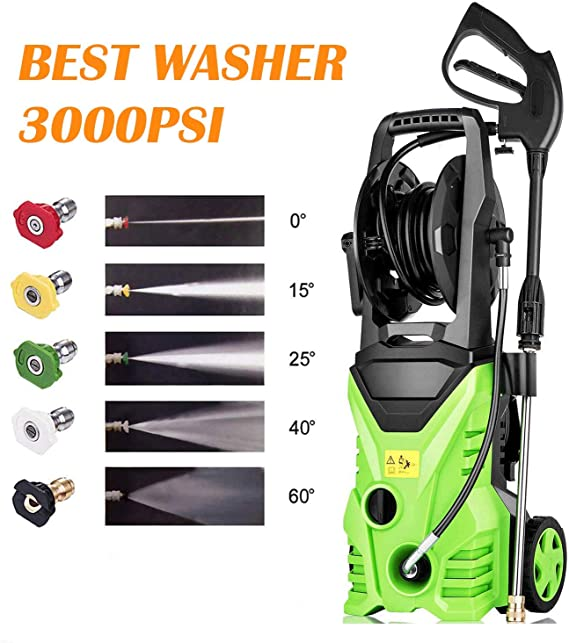 Homdox 3000 PSI Pressure Washer