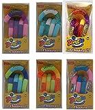 Set of 6! Assorted Tangle Jr. Original Fidget Toys