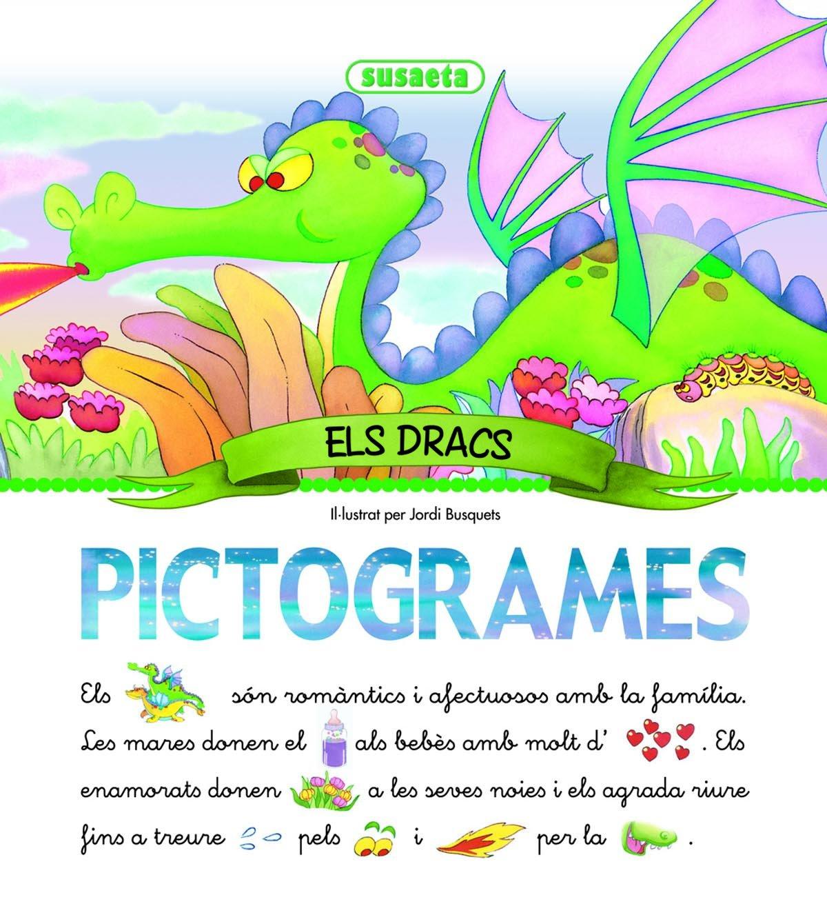 Dracs, Els (Pictogrames) (Catalán) Tapa dura – 9 nov 2016 Equipo Susaeta Tikal-Susaeta 8430534636 Misterios