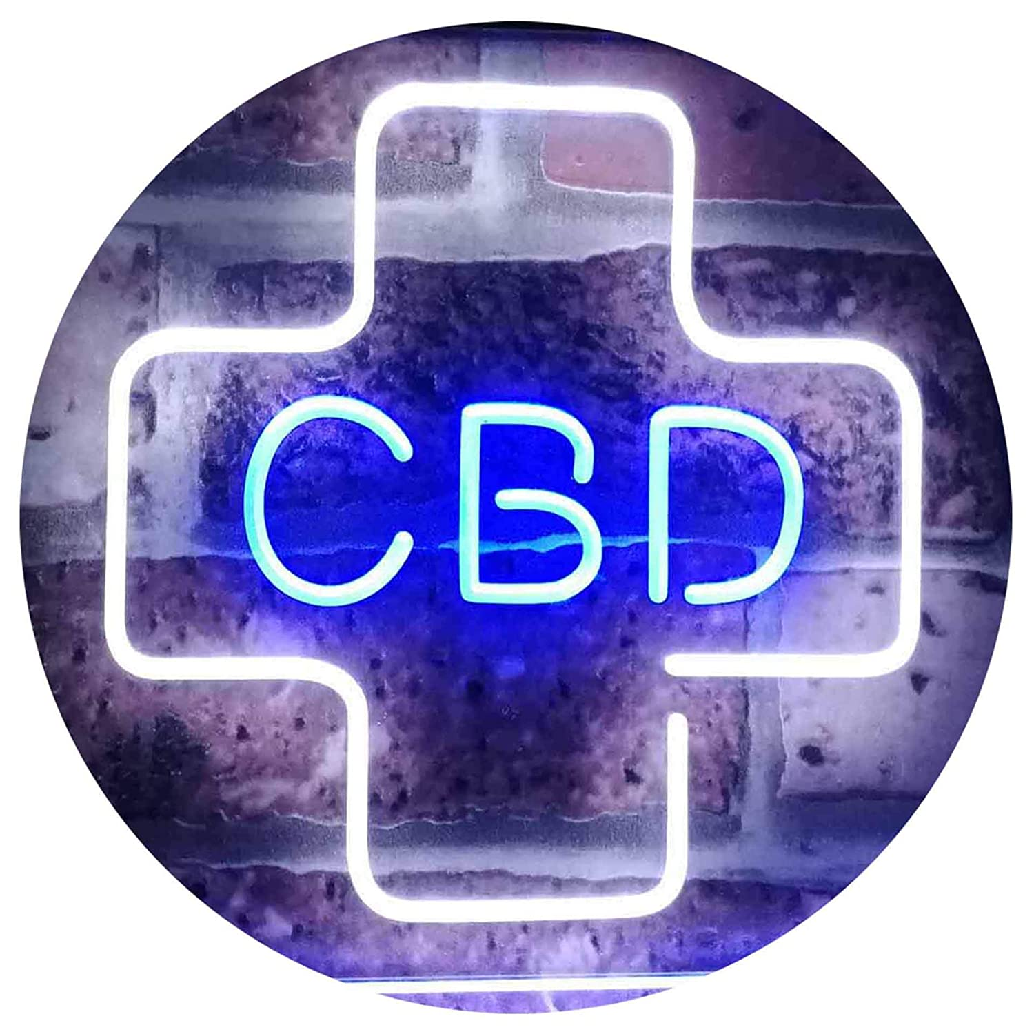 ADVPRO CBD Sold Here Dual Color LED Neon Sign Green /& Blue 12 x 8.5 st6s32-i3091-gb