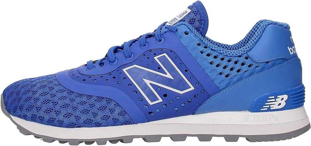 new balance uomo azzurre