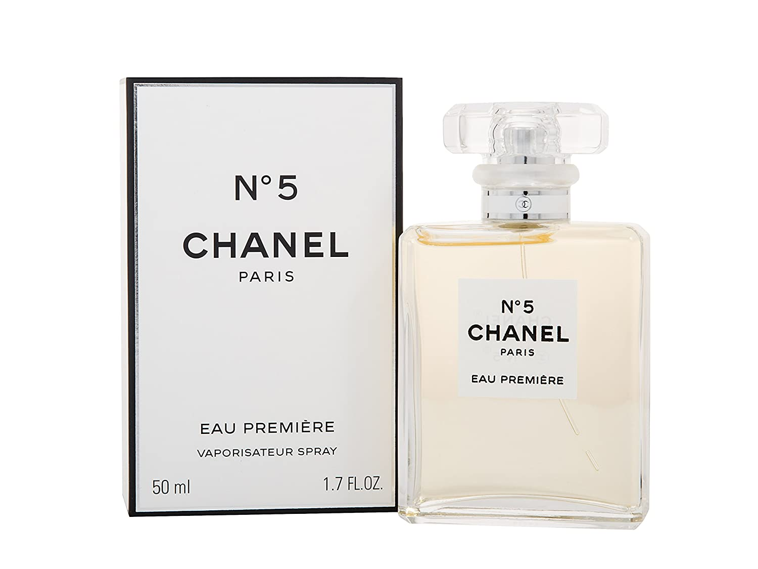 Chanel Number 5 Eau Premiere Giftset 60 Ml Amazoncouk Beauty
