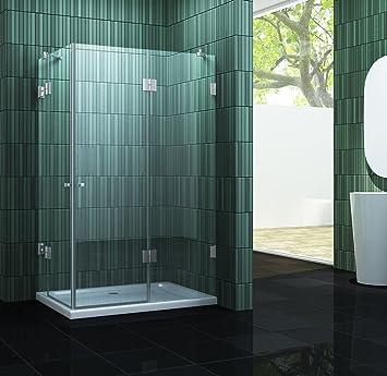 cabine de douche sans receveur