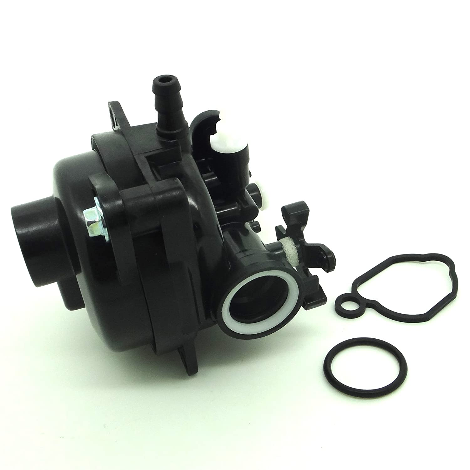Conpus 799583 Carburetor Carb Replacement with Gasket Kit for Most Briggs /& Stratton 09P602 Vertical Engines