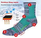 Uniprime women cotton socks outdoor crew socks