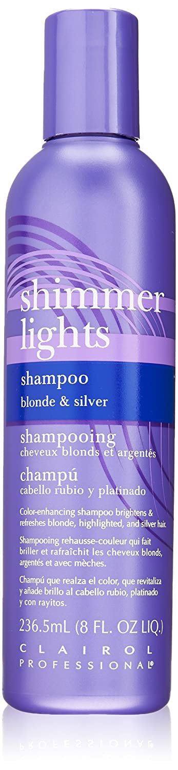 shimmer guide best blonde shampoo lights purple shampoos clairol hair shimmering s light reviews buyer for