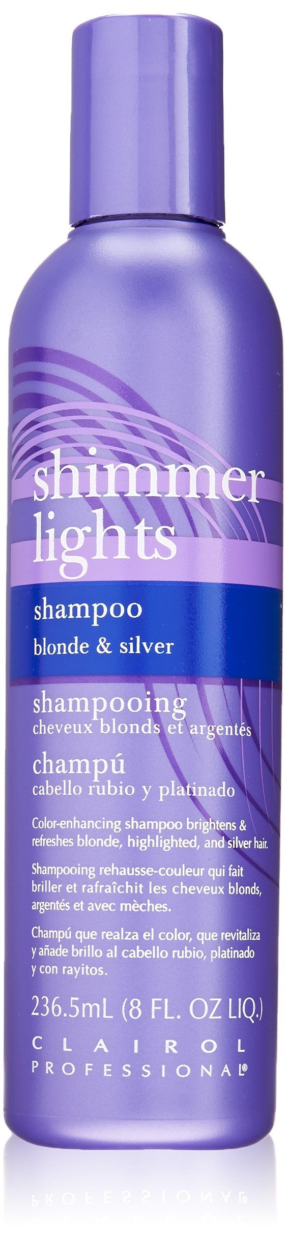 one for must lights just is a purple with hair lighting shampoo shimmer pin this wash after clairol brassy