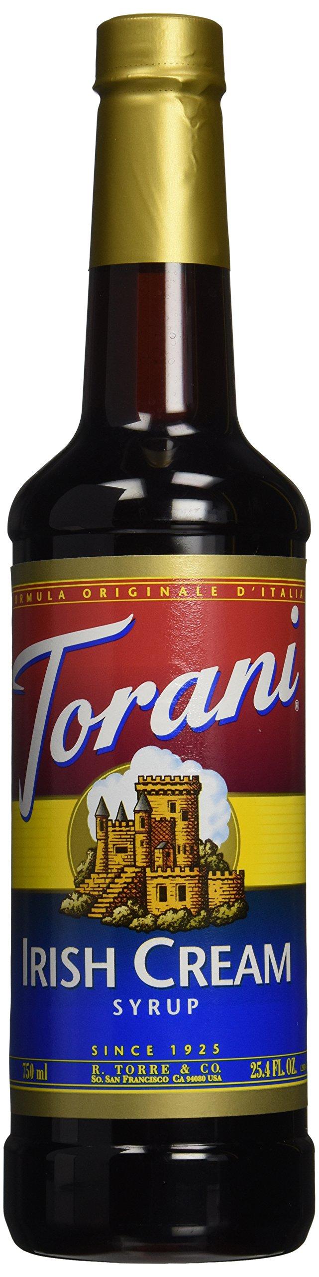 Torani Irish Cream Syrup, 25.4 Ounce