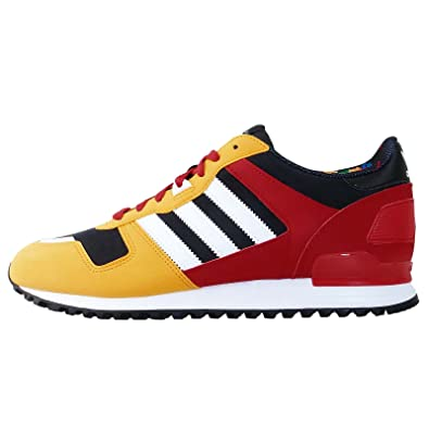 4903e33aa adidas ZX 700 D65280 Mens Sneakers Casual Shoes Black 11 UK  Amazon ...