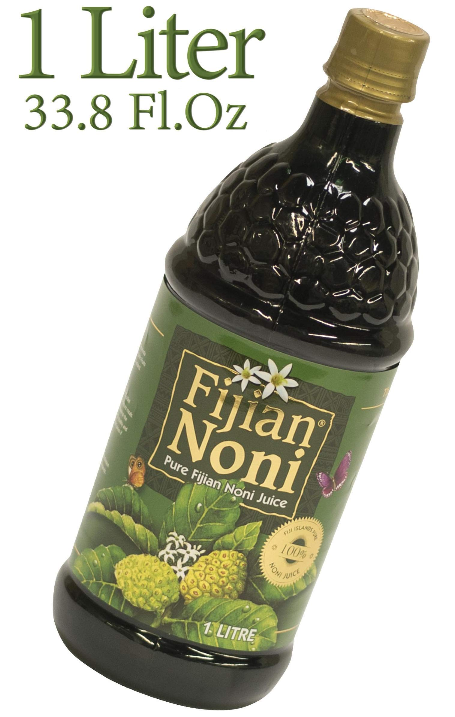 Fijian Noni® Juice 100% Pure Certified Organic. Rich in Antioxidants. Gluten-Free. Today's Deal (1 Liter Bottle) Nature's Super Food Noni Juice from Fiji.