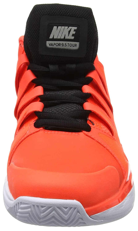 2baf1c1ac85d Nike Zoom Vapor 9.5 Tour Clay - Men s Tennis Shoes - 631457 800 - New 2016  (US 9 - CM 27) Orange Black  Amazon.ca  Shoes   Handbags