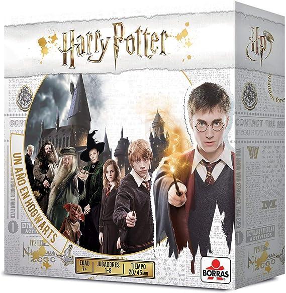 Educa Borrás Mesa Harry Potter, un año en Hogwarts, 4 Modos de ...