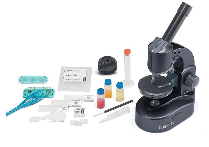 Kosmos mikroskop experimentierkasten amazon spielzeug