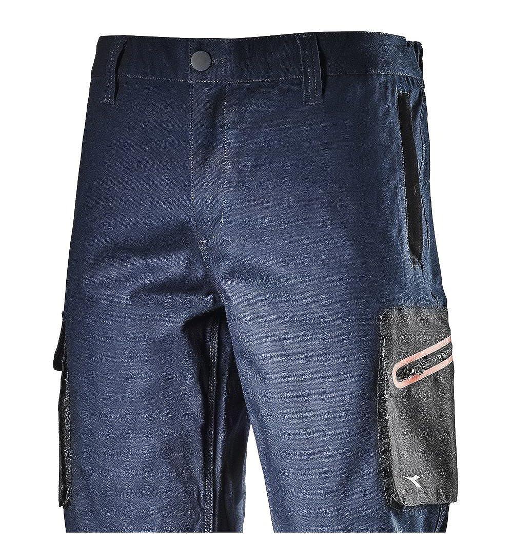 Diadora Utility Pantalone da lavoro in cotone elasticizzato Cargo Stretch 172114
