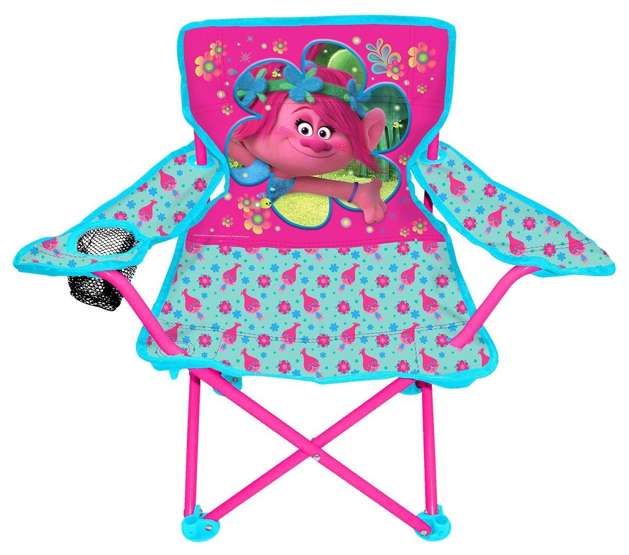 Trolls Dreamworks Fold N' Go Chair N