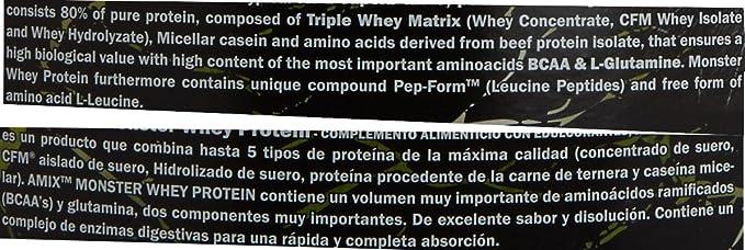 Amix Proteínas - 2200 gr_8594159536616