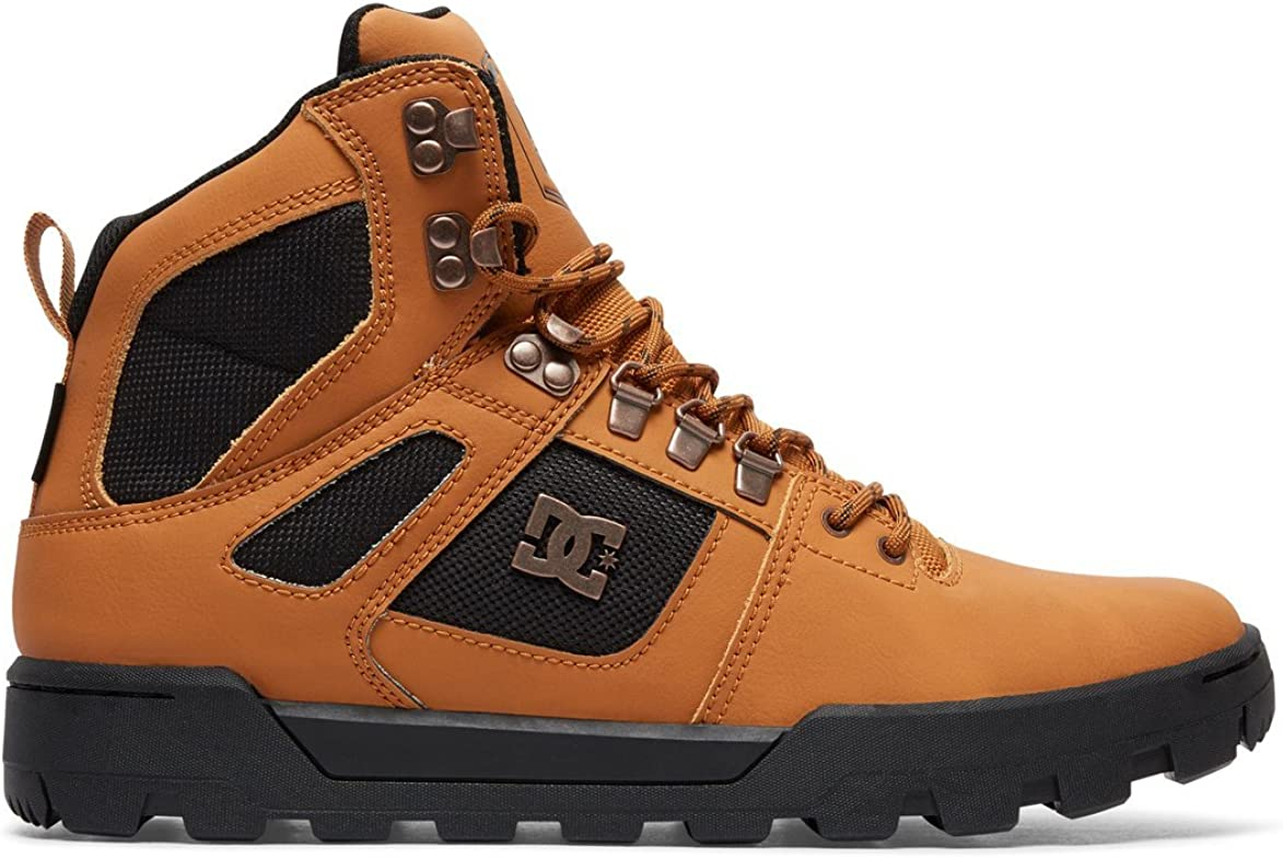 DC Shoes Spartan High WR Boot, Botas Clasicas para Hombre