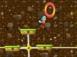 New Super Mario Bros. Wii 100% Walkthrough - World 9 All Star ...