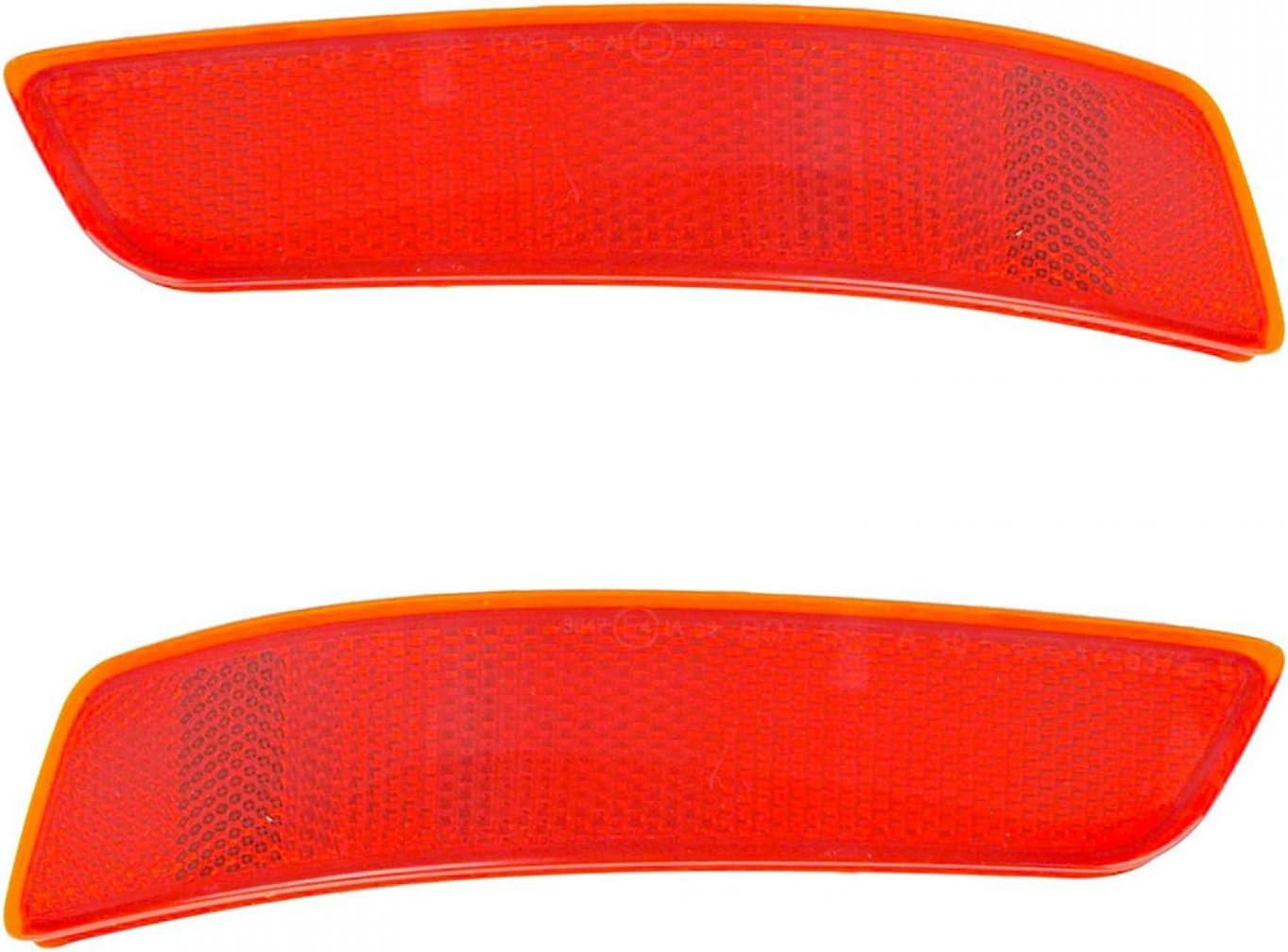 Rear Bumper Reflector Passenger Side Right RH for 13 ES300H ES350 GS350 GS450H