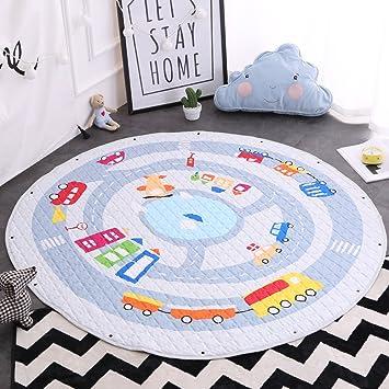 Kinder Aufraumsack Spielmatte Spielzeugteppich Fur Kinderzimmer