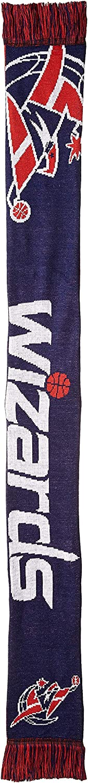 Washington Wizards Reversible Split Logo Scarf