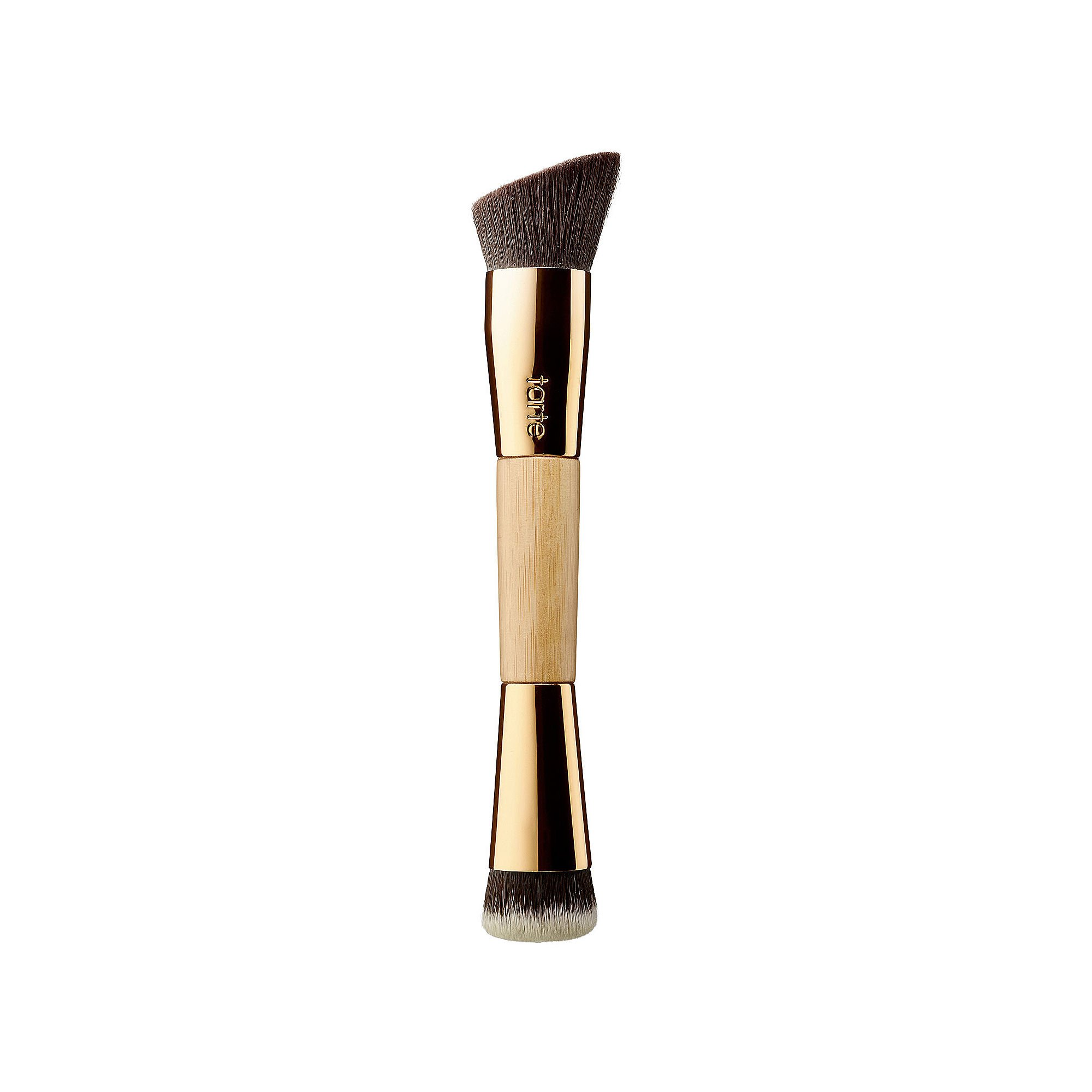 Tarte - The Slenderizer Bamboo Double-ended Contouring Brush - for Face