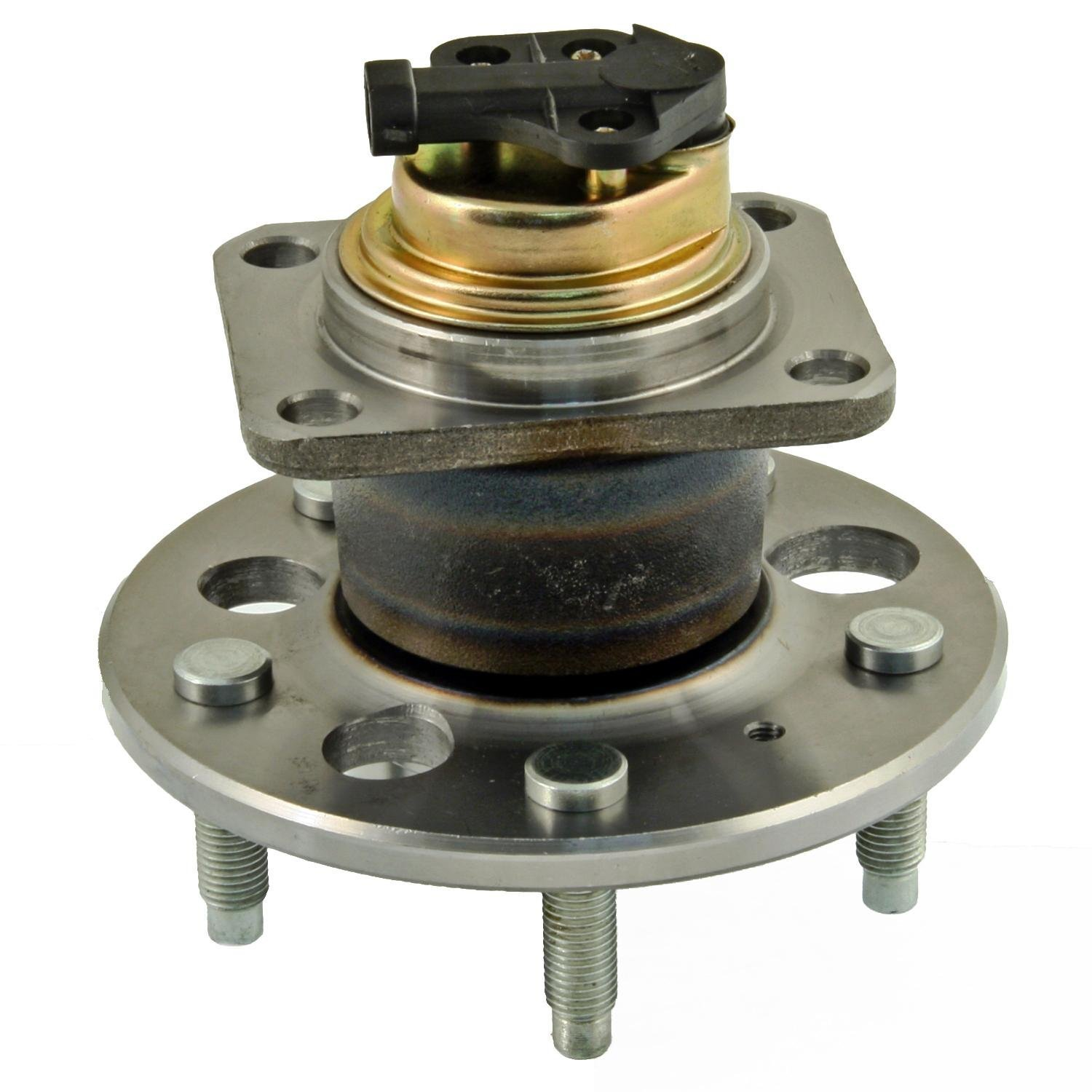APDTY 513062 Wheel Hub Bearing Assembly Fits Rear Left Or Right 91-99 Lesabre, Eighty-Eight, & Bonneville, 91-96 Park Avenue & Ninety-Eight, 91-93 Deville & Fleetwood (Replaces 7470541)