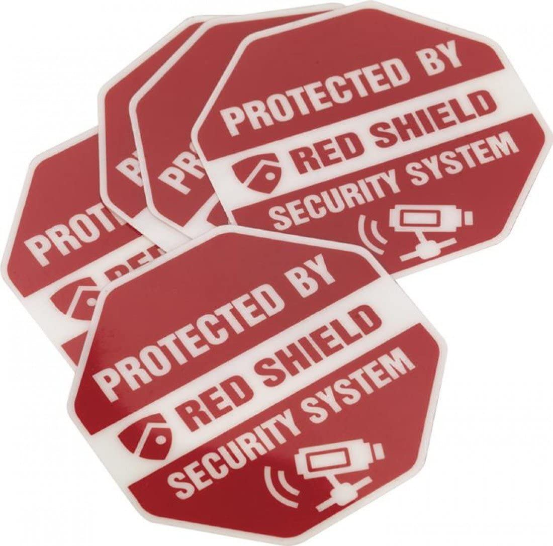Red Shield Choc Capteurs