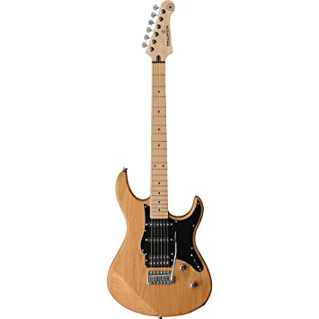 Yamaha PACIFICA112VMX Electric guitar Sólido 6strings Negro, Madera, Amarillo - Guitarra (6 cuerdas