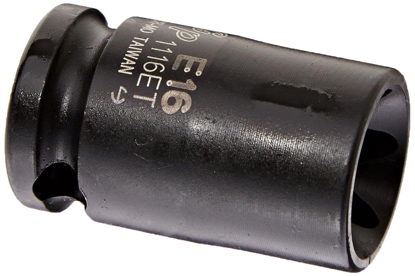Grey Pneumatic 1219ET Impact Socket Set