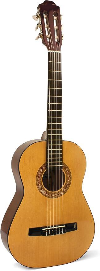 Hohner HC02 1/2 tamaño guitarra infantil clásica: Amazon.es ...