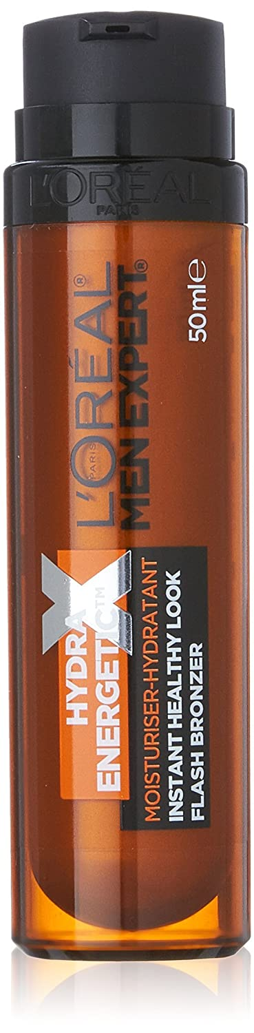 L'Oreal Paris Men Expert Hydra Energetic Moisturizing Gel, 50-Milliliter L'Oreal Paris 3682242