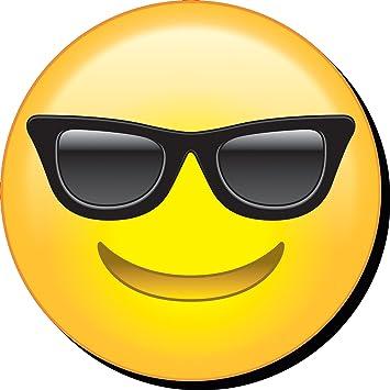 Aquarius gafas de sol Emoji Funky Chunky imán: Amazon.es ...