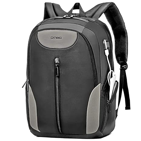 2f319ea26221 Amazon.com: 17.3 Inches Laptop Backpack DTBG Travel Backpack Water ...