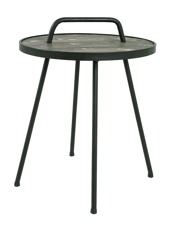 HAKU Furniture Trolley, 84 x 40 x 40 cm, Black/Vintage 27949