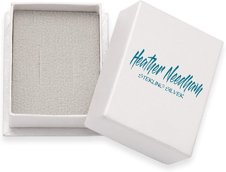 Round Yin Yang Stud Earrings Sterling Silver Yin Yang Earrings Gift boxed 5559YY SIZE: 7mm