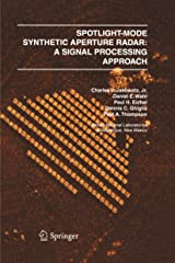 Spotlight-Mode Synthetic Aperture Radar: A Signal Processing Approach Kindle Edition