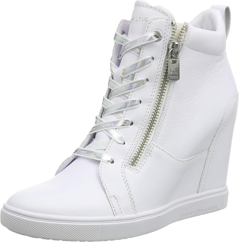 Iridescent Dress Sneaker Low-Top