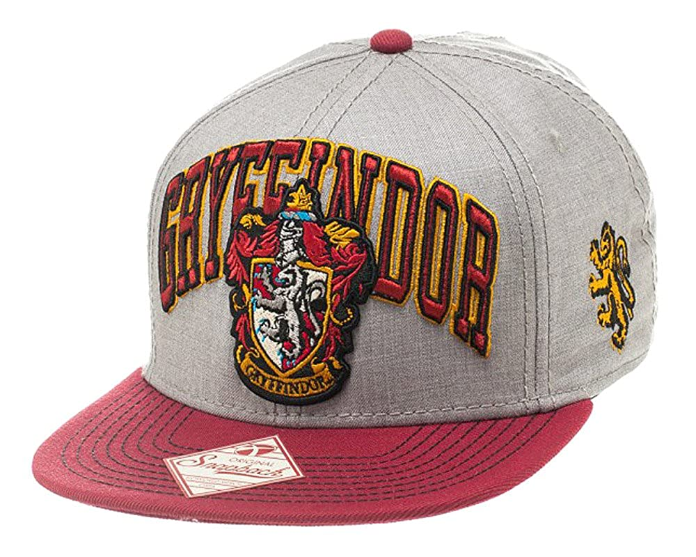 Bioworld Harry Potter - Gryffindor Snapback Size ONE Size