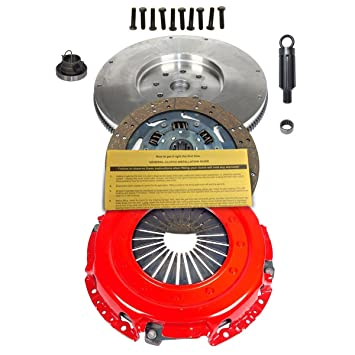 EFT etapa 1 Kit de embrague + Volante para Dodge Ram 2500 - 5500 5,9 6.7L Cummins Diesel: Amazon.es: Coche y moto