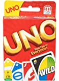 Aatharva Mattell UNO Card Game with 2 Set of Cards (Red, Green, Blue, and Yellow)