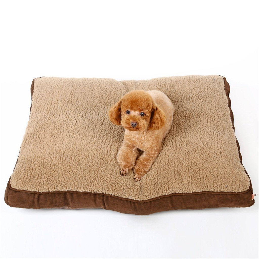 Pet Nest Kennel Cushions Washable Teddy Bear Capelli biondi biondi biondi Satsuma Letto per Cani Husky (Dimensioni   XL) d9841a