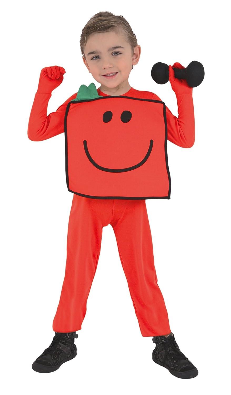 Chorion - Disfraz de Emoticono para niño, Talla 5 años (C736-002 ...