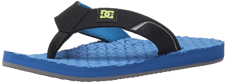 2bd073ddf Amazon.com  DC Men s Kush Three Point Sandal  Shoes