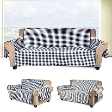 Auralum® 167 x 112 cm federe per divano per divano Cubre di poltrona ...