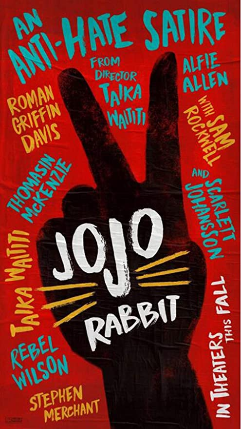 Jojo Rabbit Poster >> Amazon Com Tomorrow Sunny Jojo Rabbit 2019 Movie Poster Art